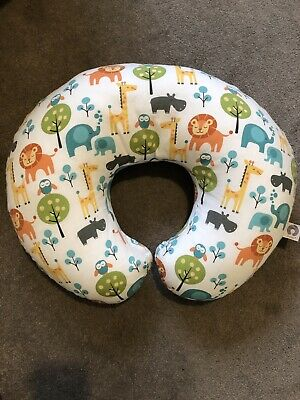 Chicco Boppy Pillow Cotton Circles (New