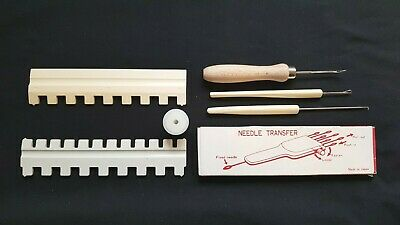 Tk21 Brother Knitting Machine Parts Accessories Transfer Tools Needle Pushers