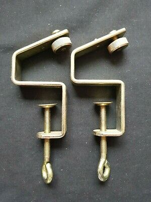 Rare Brother Knitting Machine Bulky 9Mm Kr-260 Kr260 Ribber Set Of Table Clamps