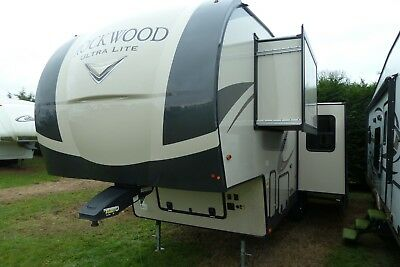 ALL NEW 2020 Rockwood 2781BH Bunkhouse 5th Wheel RV American Motorhome