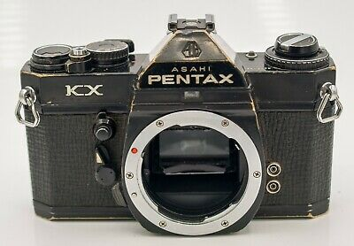 Well Used *Read* - Asahi Pentax KX 35mm Film PK Lens Mount 35mm Film SLR Camera