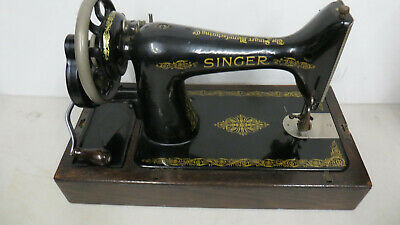 Vintage Singer Sewing Machine ED221794