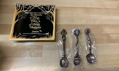 Owlcrate Queen Of Nothing Box Items - Trinket Dish & Spoon set