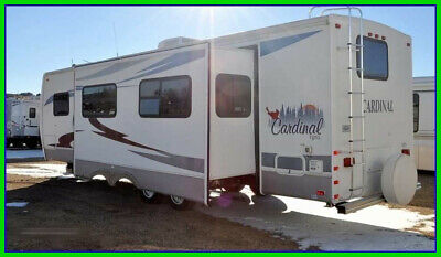 2007 Forest River Cardinal Travel Trailer RV Newly Renovated! 33' Sleeps 5+ Bunk