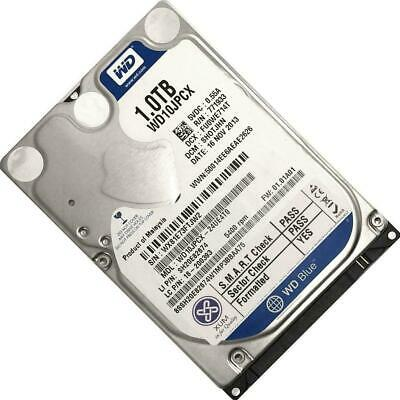 "160GB 250GB 320GB 500GB 640GB 750GB 1TB 2TB 2.5"" SATA Hard Drive HDD Laptop LOT"