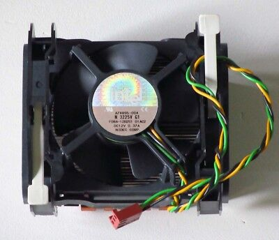Genuine Intel Socket 478 CPU Cooler A74895 With Copper Base - FREE Shipping!