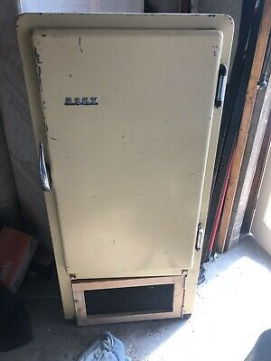 vintage fridge/Esky ice Box