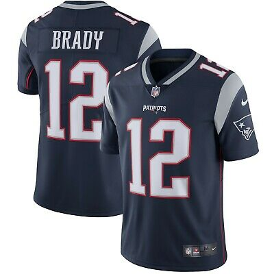 TOM BRADY New England Patriots Officially Licensed YOUTH NFL Jersey sz XL -18/20