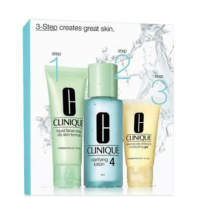 Clinique 3 Step Intro System (Tipo Iv)