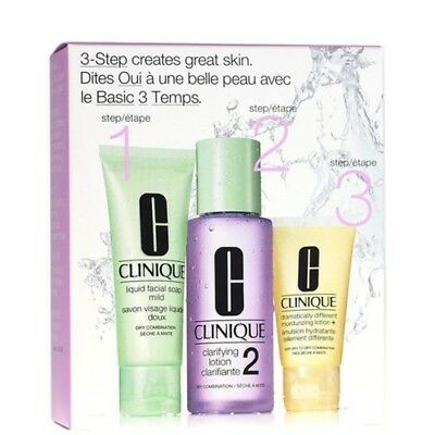 Clinique 3 Step Intro System (Tipo Ii)