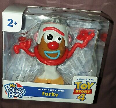 Official Playskool Disney Toy Story Forky Potato Head small version New & sealed