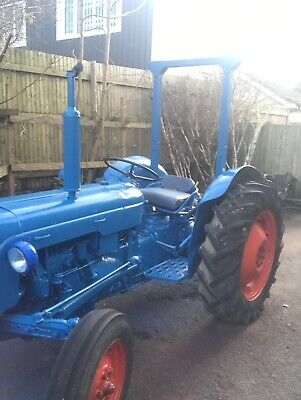 wow look at this tractor dexta fantastic