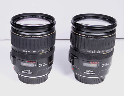 CANON EF 28-135mm IS USM Macro lens for EOS 1Ds 7D 5D II III T7i T6i 80D 6D etc