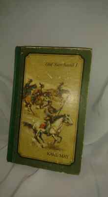 Altes Antikes Buch Karl May Old Surehand Band 1 Mey Indianer Lesespaß