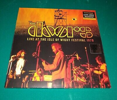 The Doors Live At The Isle Of Wight Festival 1970 RSD Black Friday Vinyl  NEW