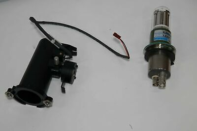 Hamamatsu R3896-03 Photomultiplier Tube+Housing+Bnc Power Socket 185-900 Nm Pmt