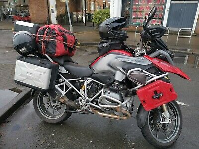 BMW GS1200R TE, loaded with extras FSH