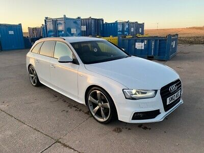 Audi A4 Avant 2.0 tdi black edition