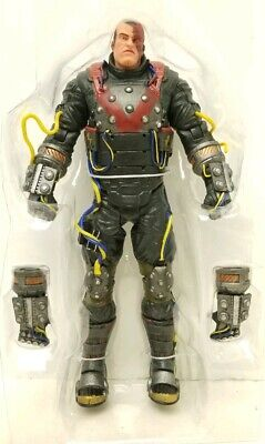DC Collectibles Batman Arkham Origins Electrocutioner Loose