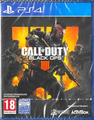 Call of Duty: Black Ops 4 - PlayStation 4 / PS4 - (AT-EU-Version)  - Neu & OVP