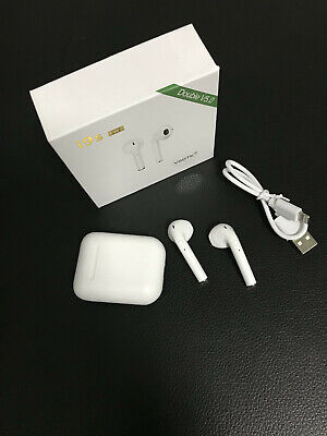Airpod Clones i9S TWS - Perfect Condition - Apple IOS, Android, Bluetooth
