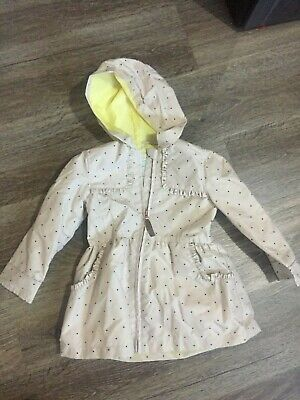Nutmeg girls jacket 3-4 years