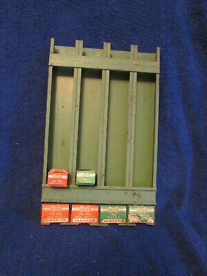 Antique The Steel Company of Canada Limited Shoe Tack/Rivet Store Display