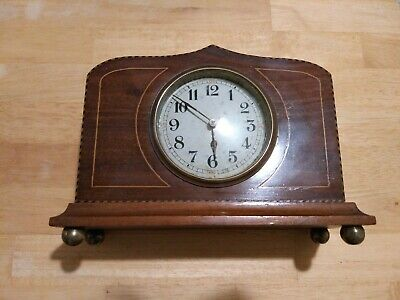 Antique French Mantle Piece Clock