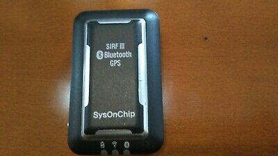 SysOnChip Bluetooth SMART GPS