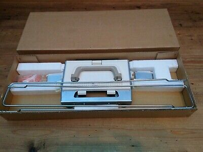 Brother Knitting Machine Parts Tools Accessories Rare Kh970 Lace Carriage Boxed
