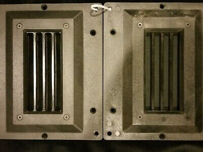 """Not Working Tampered With! RARE INFINITY EMIM 490262 """"BAD"""" DIAPHRAGM"""