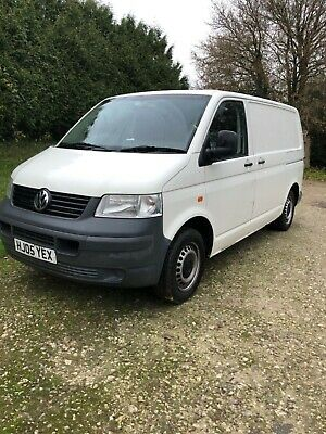 Vw Transporter T5 1.9 TDI 104 T28 SWB panel van (Tailgate model with Air con)