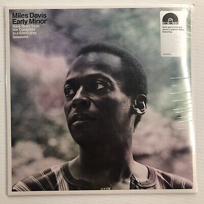 MILES DAVIS Early Minor Rare Miles In a Silent Way Sessions NEW RSDBF19 vinyl LP