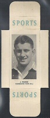 Phillips Sports Package Issue-Rugby & Association Football- Workington Town R.l.