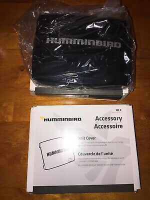 Humminbird UC 3 Unit Cover 780010-1 For 500 600 And 700 Series