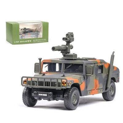1:32 HMMWV M1046 Humvee Military Vehicle Model Car Diecast Gift Toy Camouflage