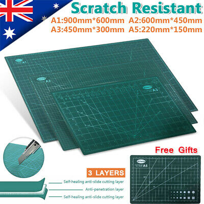 A1 A2 A3 Cutting Mat Multipurpose Self Healing Double-Sided Quilting A5 Gift