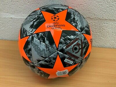 Adidas Capitano Football Size 3 Uefa Champions League New  Match Ball Replica