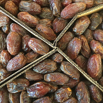 Medjool Dates 5kg Premium Quality Fresh and 100% Natural Free P&P