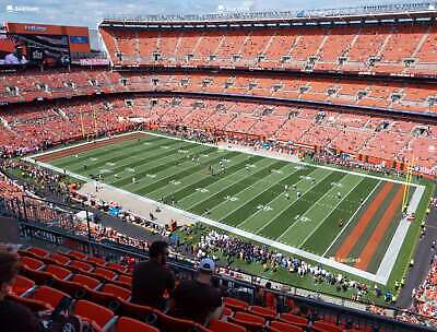Two (2) Tickets Cincinnati Bengals at Cleveland Browns Sunday 12/08/19