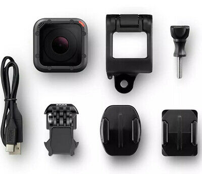GoPro Hero 5 Session Bundle Used Once,!Action Camera + Mounting Case & Charger