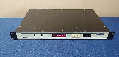 Micro-Dynamics Inc. TC-8 Radio Transmitter Remote rack mount