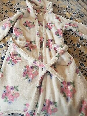 marks and spencer girls dressing gown