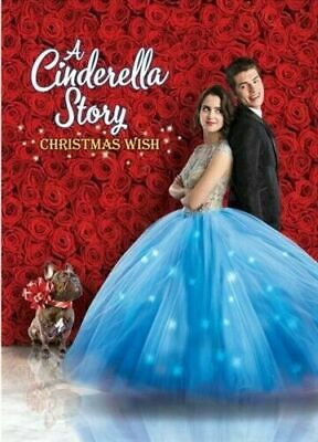 A Cinderella Story: Christmas Wish (DVD 2019) BRAND NEW SEALED SHIPS FAST