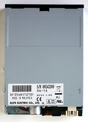 """ALPS Electric 3.5"""" Floppy Disk Drive- DF354H"""
