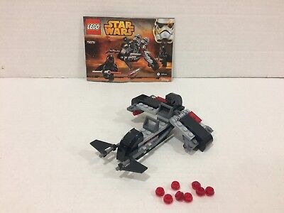 LEGO 75079 Star Wars Shadow Troopers NO Minifigures FREE Shipping!