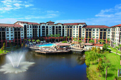 DEC 20-27 in Orlando at the Sheraton Vistana Villages Resort with waterpark