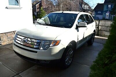 2008 Ford Edge  2008 FORD EDGE SEL AWD V6 3.5L  66K mil.. !!! ONE OWNER !!!