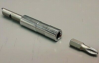 ADAPTER for 133,135,235 use hex bits STANLEY YANKEE