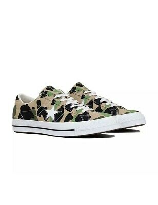 Converse One Star Archiver Prints Low Top 'Duck Camo